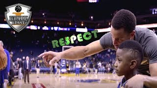 "NBA "" RESPECT "" Moments Part 2"