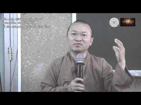 Quan điểm của đức Phật về dân chủ, nhân quyền và bình đẳng