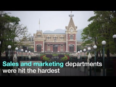 Hong Kong Disneyland eyes job cuts