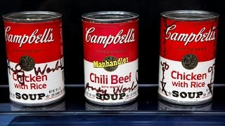 Top Finds: Signed Andy Warhol Collection