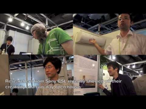 Sony Computer Science Laboratories, Inc. 25th Anniversary Open House