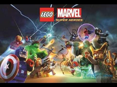 Let's Play LEGO Marvel Super Heroes # 2 Gerangel am Times Square [German/PS4]
