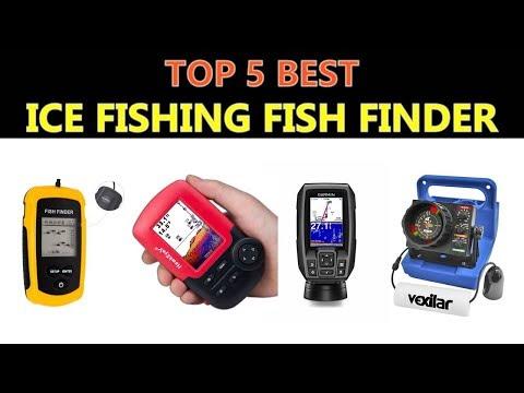 Best Ice Fishing Fish Finder 2019