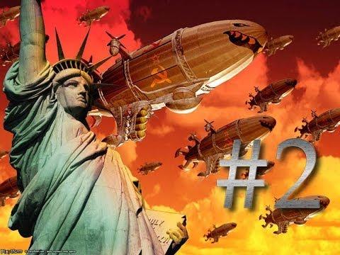"""Red Alert 2. Часть #2 - Операция """"Вражеский Берег"""""""