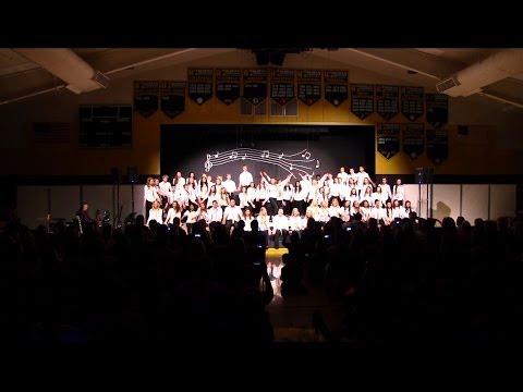 Berean Christian High School Spring Musical 2014