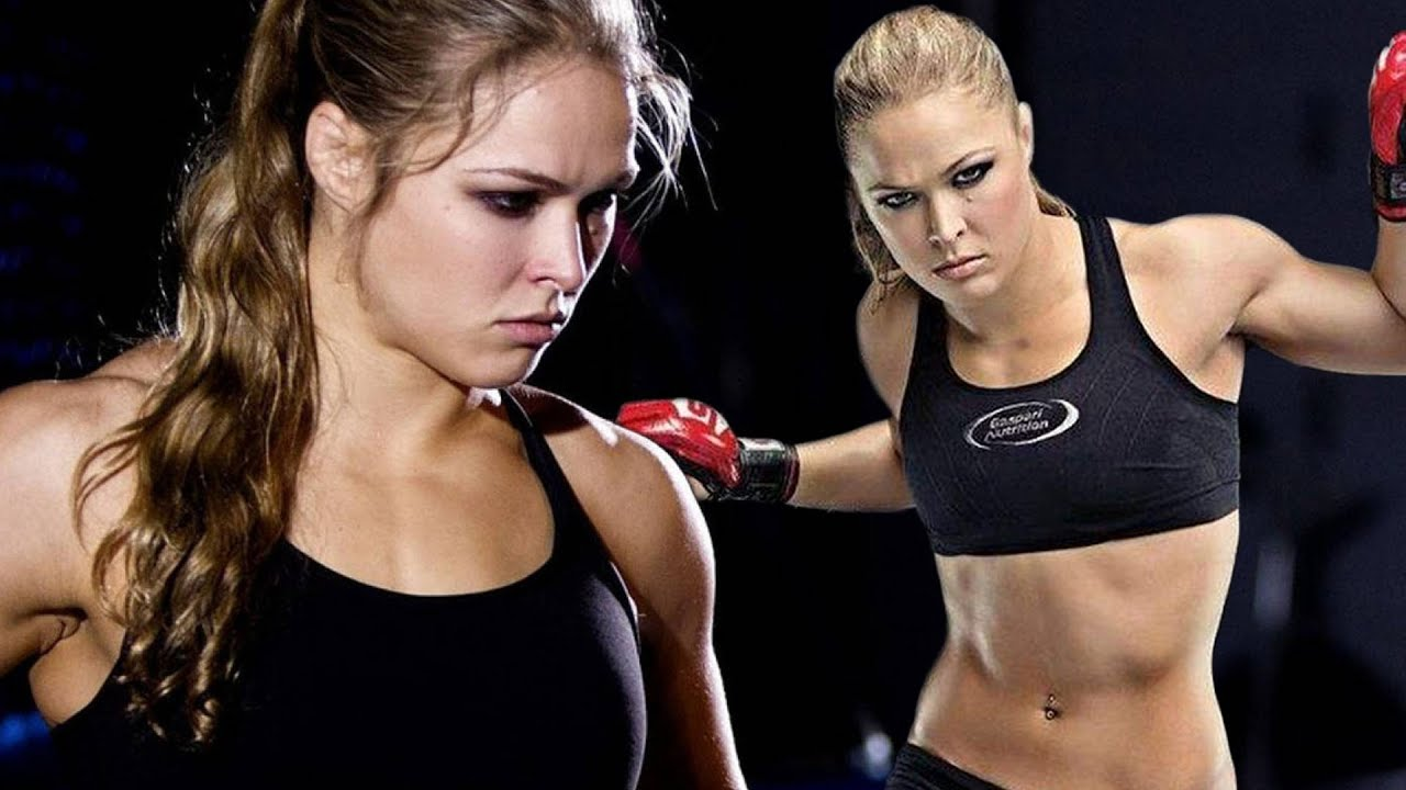 Ronda Rousey to star in her own biopic - Collider