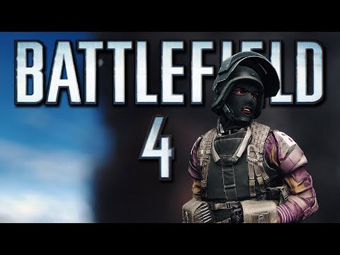 Battlefield 4 Funny Moments - The Worst Players In The History! (i Can't Wait For Bf: Hardline!) video