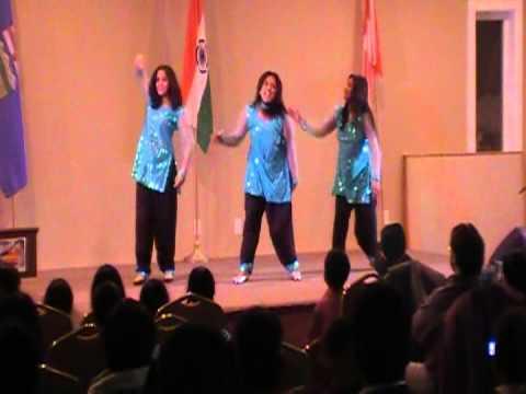 Hindi Fusion Dance- CKCA Christmas ProgramEdmonton