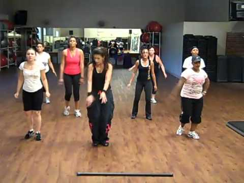 Sheila Ki Jawani Dance Fitness video