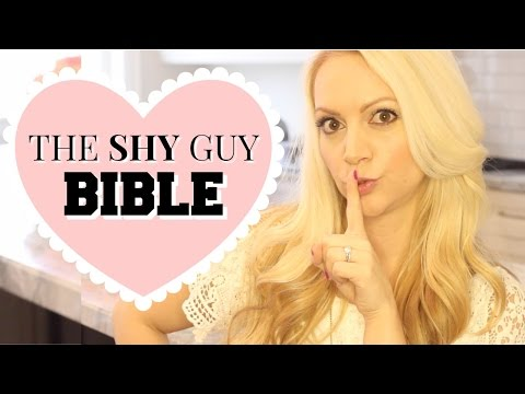 Dating tips for a shy girl