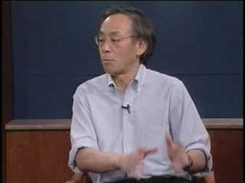 Conversations with History: Steven Chu