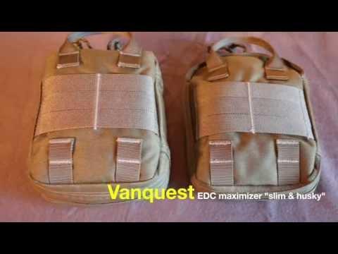 Vanquest EDC maximizer : get organized. get maximized