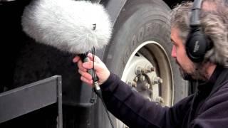 Sound Recording Session - Scania R 420
