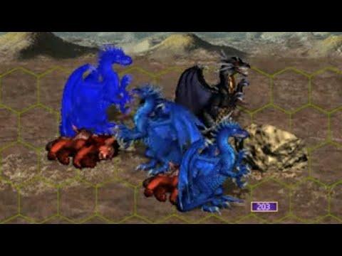 Heroes of Might and Magic III: Avoiding Retaliation
