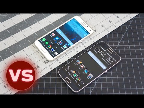 Samsung Galaxy S6 vs Samsung Galaxy S5