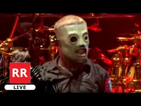 Slipknot - Psychosocial (live) video