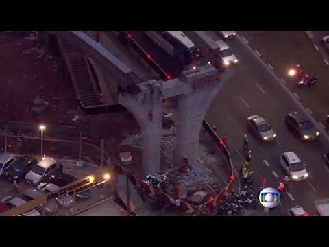 Nouvel accident mortel sur un chantier du Mondial au Brésil
