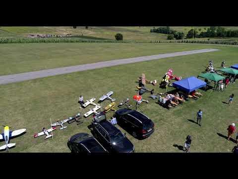 #STREFA RC | Piknik Modelarski WARBIRDS Bobrowniki 2017