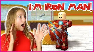 BECOMING IRON MAN!!!