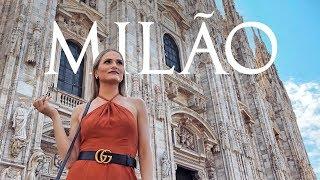 O que fazer em Milão na Italia - Duomo de Milão e mais