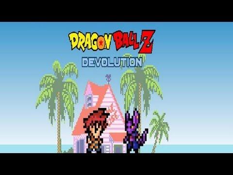 Dragon Ball Z Devolution | Un juego diferente y sobre todo gratis!!!!