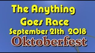 Anything Goes Race 2018  09  21 OKTOBERFEST