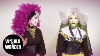 BE$TIE$ FOR CA$H: Sister Roma & Sister Bearonce Knows from the Sisters of Perpetual Indulgence