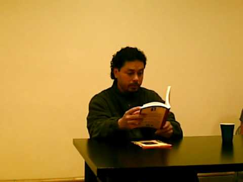 Tony Robles reads at PAWA Arkipelago Literary Series Video