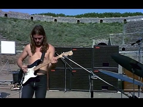 Echoes - Pink Floyd at Pompeii 1972