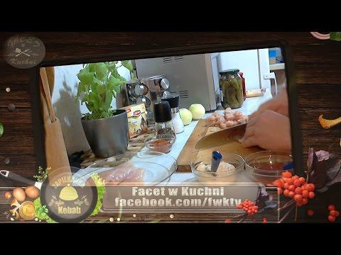 Zapiekanka Kebab - Facet w Kuchni