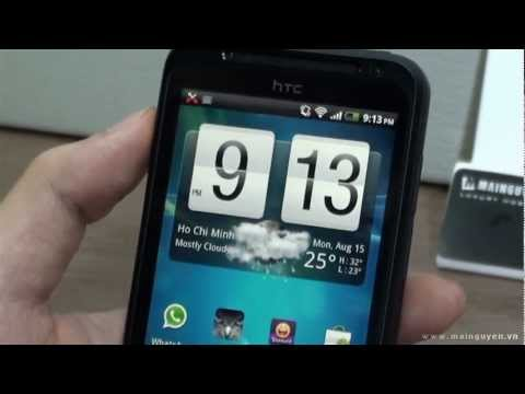 Trn tay HTC EVO 3D phin bn GSM - www.mainguyen.vn