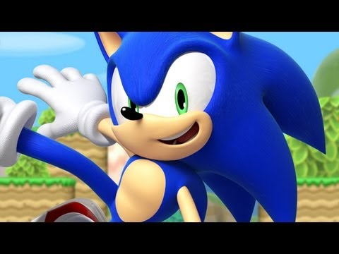 Sonic Does Mario Featuring Roger Craig Smith