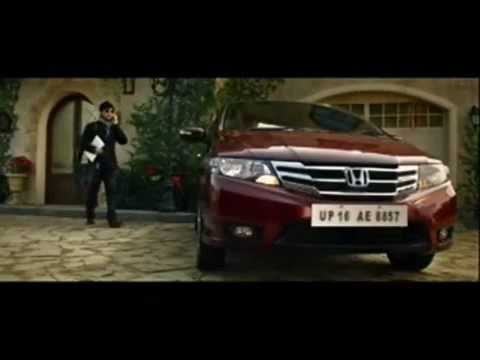 Honda City 2012 Latest Car TVC