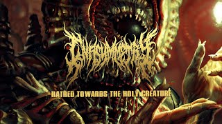 IN ASYMMETRY - HATRED TOWARDS THE HOLY CREATURE [OFFICIAL LYRIC VIDEO] (2021) SW EXCLUSIVE