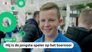Joey speelt FIFA tegen de beste spelers van Nederland