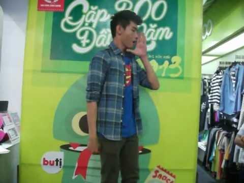 130112 Quang Đăng Dance em Nhớ Anh video