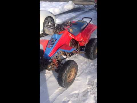 1986 Suzuki LT230E Quad for sale