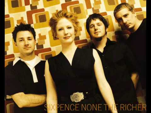Sixpence None The Richer - Paralyzed
