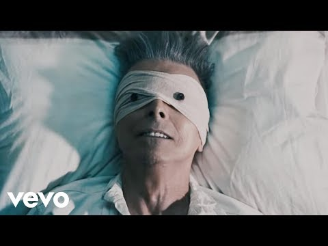 David Bowie - Lazarus (music video)