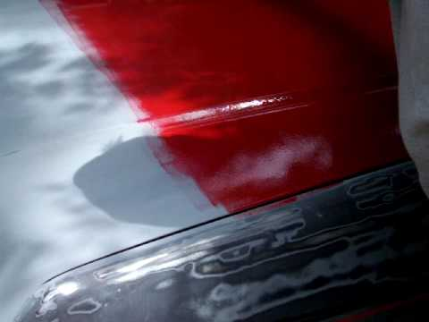 A To Z 50 Rustoleum Regal Red Paint Job DAY4 Truck F150