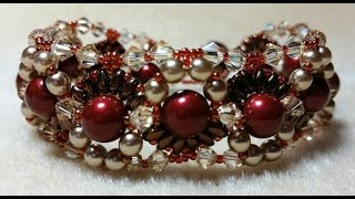 (Tutorial) Lady Mary Bracelet DIY (Video 145)