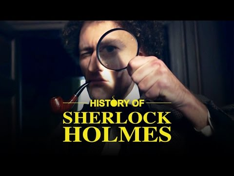 History of Sherlock Holmes (in One Take) | History Bombs