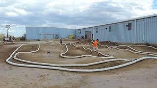 Nitro Buggy Group 3 Heat 2 Ohio RC Factory 10-7-2017