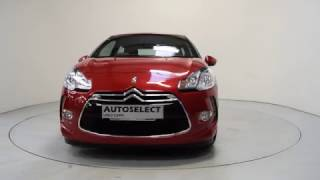 Used 2015 Citreon DS3 | Used Citroen NI | Shelbourne Motors NI | WJZ8123