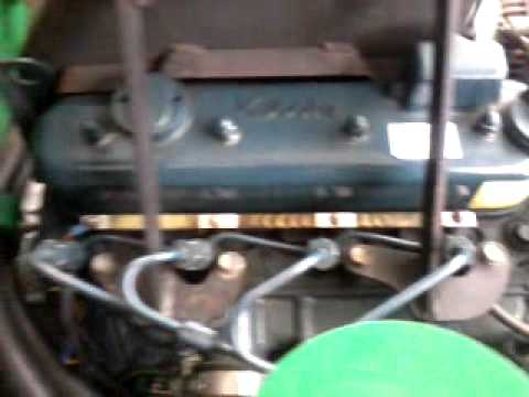 Kubota V1505 Diesel Engine -- 4 Cylinder 38 Hp