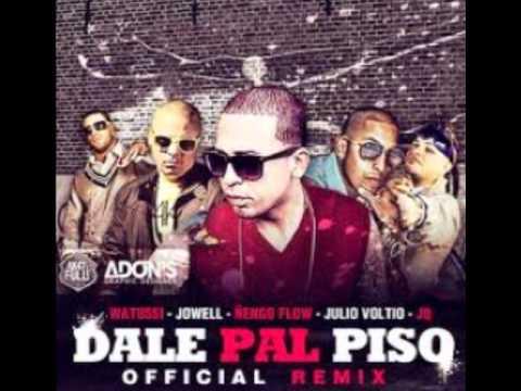 Mix Dale Pal Piso  Gracias A La Suegra video