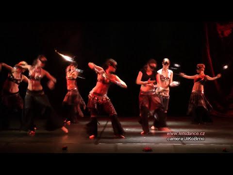 Let's Dance 2014 - Gala Oriental - Top Czech Bellydance Stars