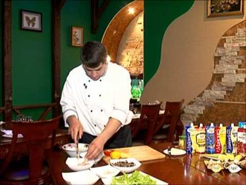 Приятного аппетита   Салат Микадо