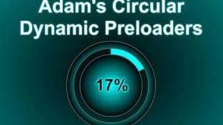 Download Lagu Circular Dynamic Preloader Tutorial - Flash CS4 CS5.5 ActionScript 3.0 Website Content Loader Gratis STAFABAND
