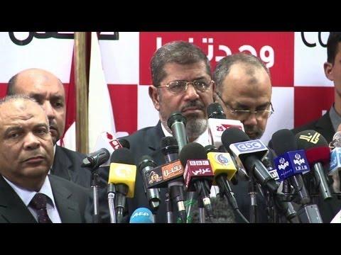 image vidéo Egypte: les Frères musulmans revendiquent la victoire